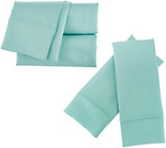 Home Reflections 2000TC Cooling 6 pc Easy Care King Sheet Set - H215118