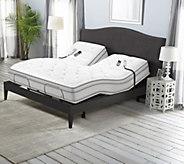 Sleep Number p5 Flex Top King Adjustable Base Mattress Set - H218818