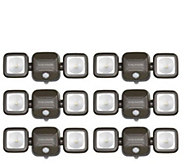 Mr Beams Wireless High Performance Flood Lights, 6 Pack - H295318