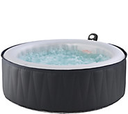MSpa Delight Aurora 4-Seat Bubble Spa - H300618
