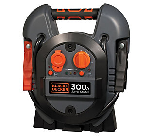 Black & Decker Portable Jump Starter w/