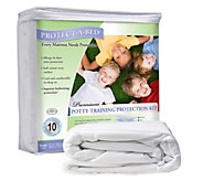 Protect-A-Bed Twin Potty Training Protection Kit - H367318