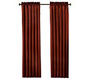 Eclipse 42 x 84 Canova Blackout Window Curtain Panel - H367518