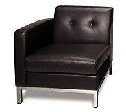 Avenue Six Wall Street Single Arm Chair Left Arm Facing - H175819