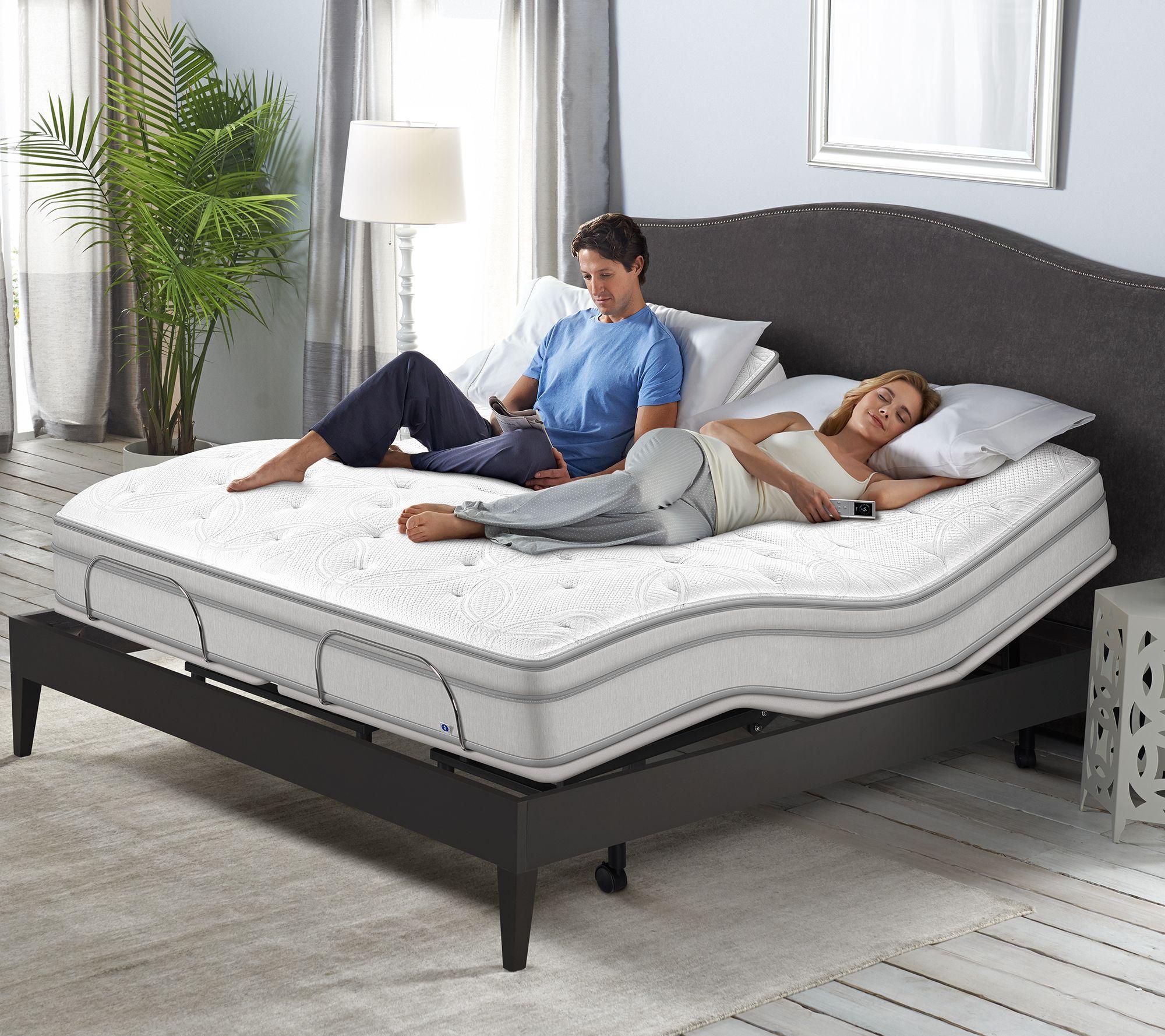 Sleep Number Adjustable Base or Modular Base p5 Mattress ...