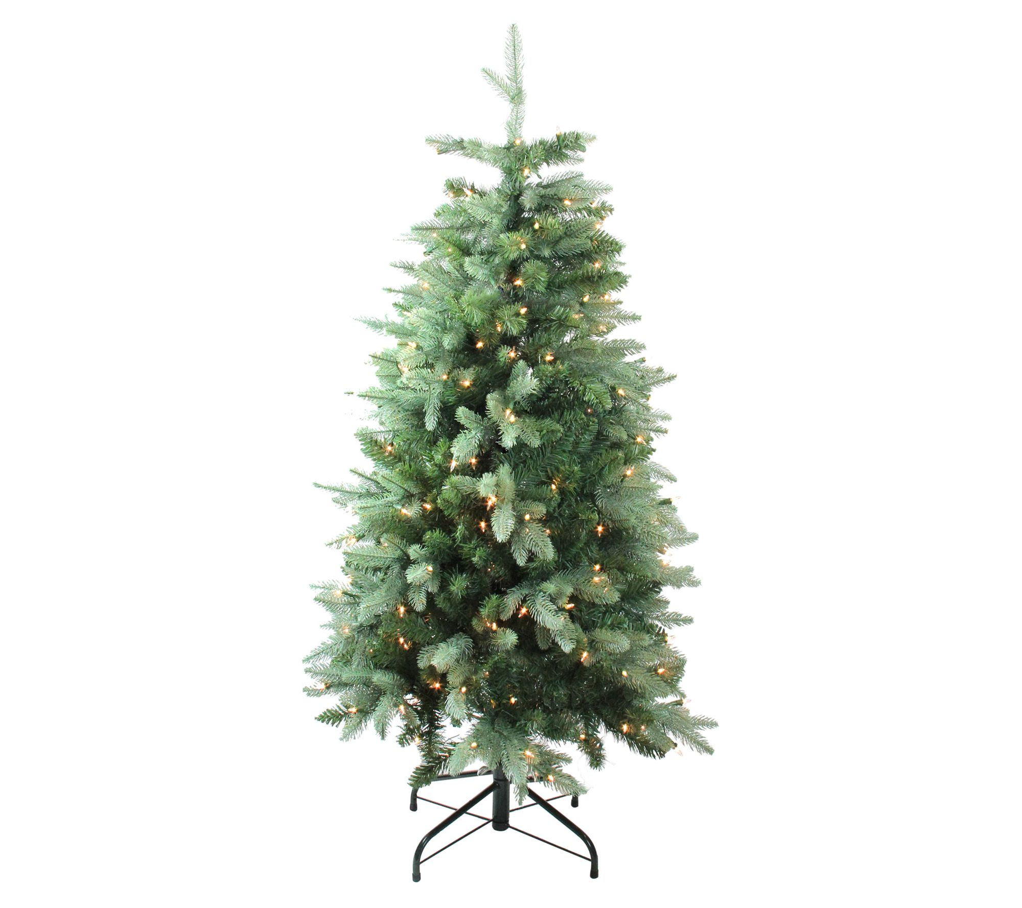 Northlight Fresh Cut Carolina Frasier Fir Christmas Tree Qvc Com