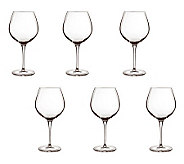 Luigi Bormioli 22.25-oz Vinoteque Robusto Glasses - Set of 6 - H364919
