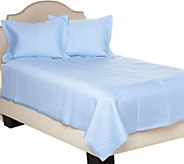 Northern Nights Rayon made from Bamboo Cotton Filled Queen Coverlet - H210820