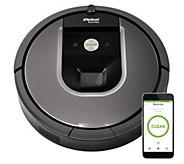 iRobot Roomba 960 Robotic Vacuum - H290120