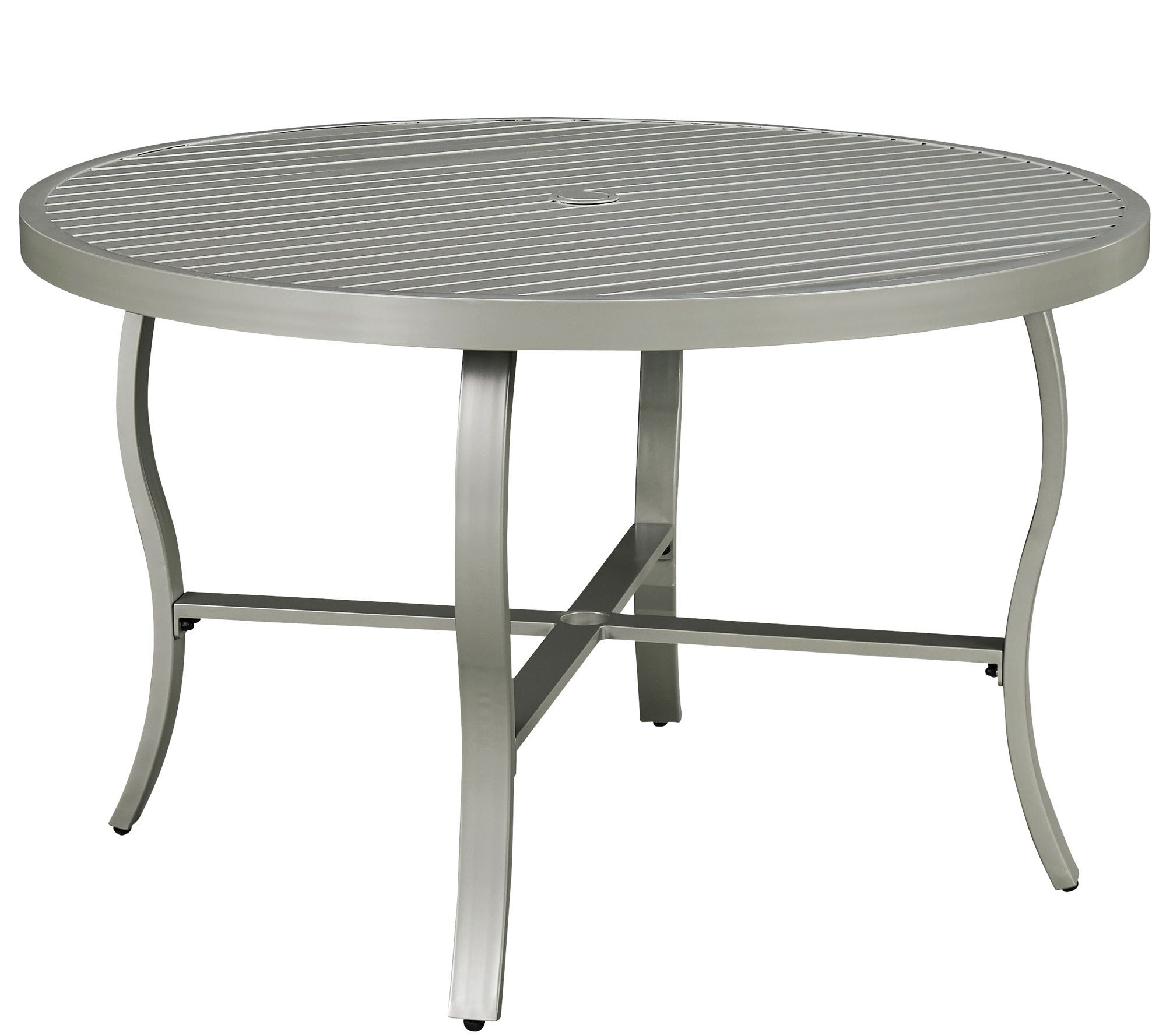 """South Beach 5-Piece 42.5"""" Outdoor Dining Table& 4 Chairs ..."""