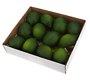 Set of 12 Decorative Limes by Valerie - H202321