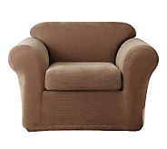Sure Fit Metro 2-Piece Chair Slipcover - H355621