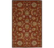 5x8 Kashan Rug Handtufted Wool by Valerie - H359321