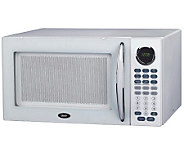 Oster OGB81101 1.1 Cubic Foot Digital MicrowaveOven - White - H359621
