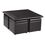 Regent Storage Cube Table Set - H181622
