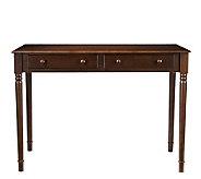 Barton Two-Drawer Writing Desk - H182722