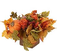Plow & Hearth Fall Foliage Urn Filler - H216122