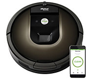 iRobot Roomba 980 Robotic Vacuum - H290122