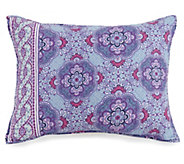 Vera Bradley Purple Passion King Sham - H327922