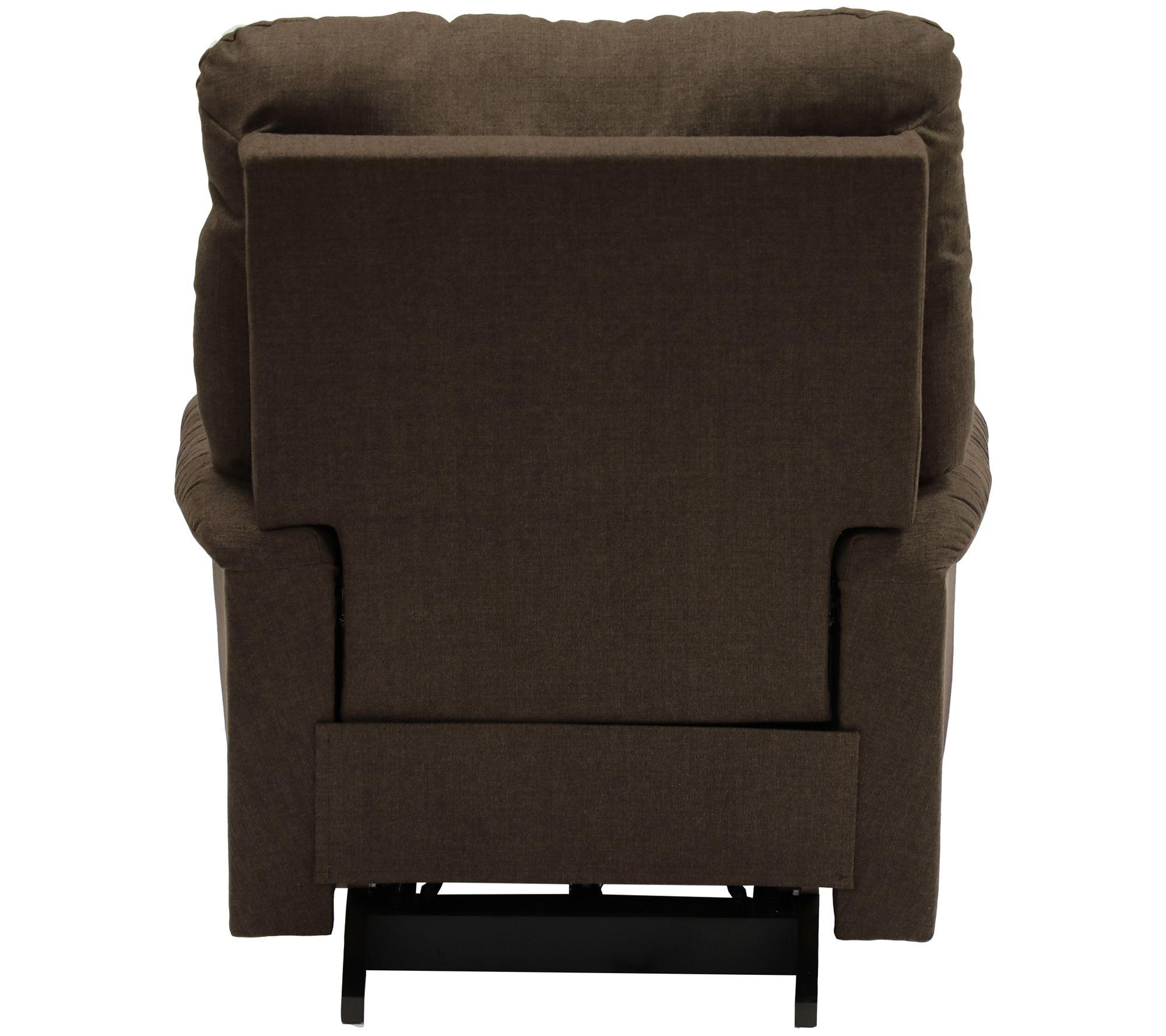 Tremendous La Z Boy James Power Xr Plus Recliner Qvc Com Cjindustries Chair Design For Home Cjindustriesco