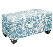 Skyline Furniture Upholstered Storage Ottoman - H283223