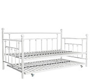 Signature Sleep Manila Twin Daybed Frame with Twin Trundle - H286523
