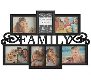 Lavish Home Family Collage Picture Frame