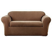Sure Fit Metro 2-Piece Love Seat Slipcover - H355623