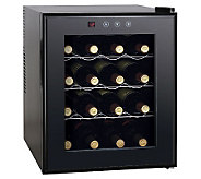 SPT 16-Bottle Wine Cooler with Heating - H366223