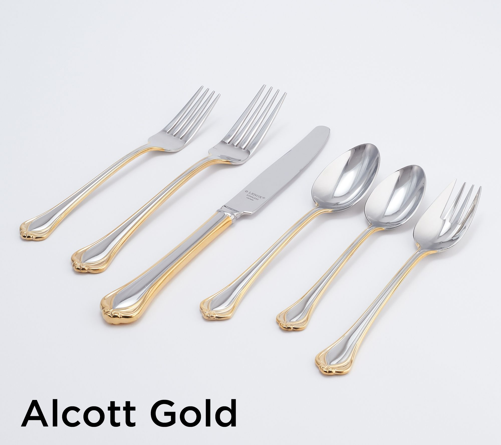 Beautiful 24 Piece Boxed Set Stainless Steel Dinner Flatware Cutlery