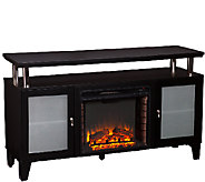 Cabrera Media Fireplace - Black - H285424