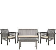 Safavieh Carson 4-Piece Outdoor Set - H286224
