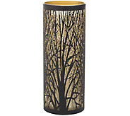 Candle Impressions 9 Flameless Candle with Laser Etching - H291124