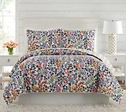 Vera Bradley Petite Floral Full/Queen Quilt - H327624