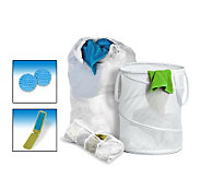 Honey-Can-Do Laundry-for-Dummies 5-Piece Laundry Kit - H356624