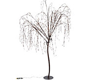 Santas Best 96 Willow Tree with 800 Twinkle Lights - H216625