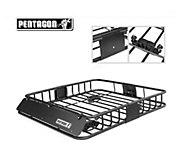 Pentagon Tools Car Top Cargo Basket for Automobile - H305125