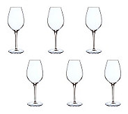 Luigi Bormioli 16.5-oz Vinoteque Maturo Glasses- Set of 6 - H364925