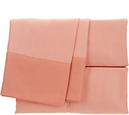 Casa Zeta-Jones Rayon made from Bamboo Tonal Sheet Set - H215426