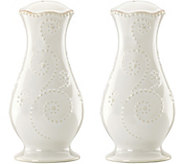Lenox French Perle Tall Salt and Pepper ShakerSet - H289427