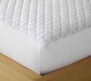 Shavel Micro Flannel Twin Heat Reflecting Mattress Pad - H301327