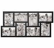 Lavish Home 8-Photo Display Collage Picture Frame - H302427