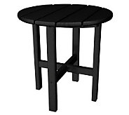 POLYWOOD Round 18 Side Table - H349827