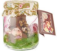 Little Dearies Small Magical Fairy Wish Jar - H214828
