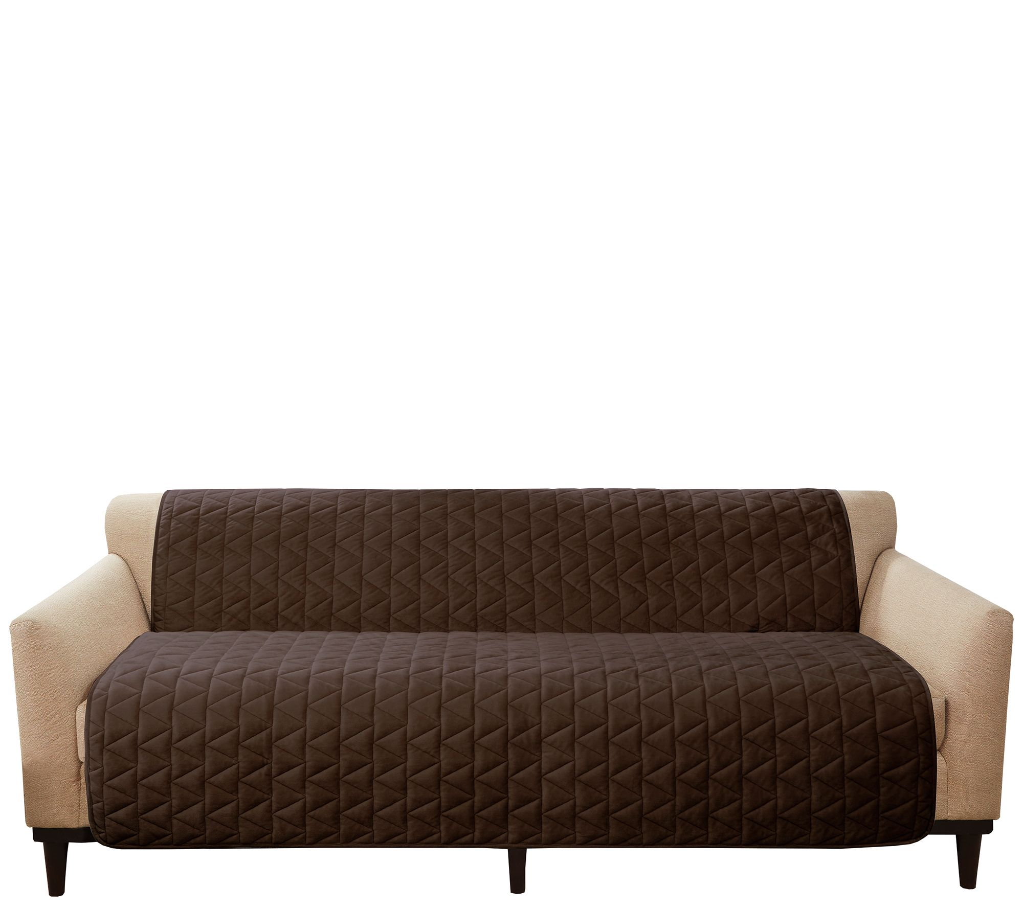 SureFit Deluxe Waterproof Armless Sofa & Sectional