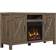 ClassicFlame Humboldt Fireplace TV Stand for TVs up to 55 - H292528