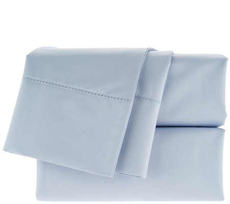 supima cotton sheets northern nights 700tc 100 supima cotton sheet set qvc 12251