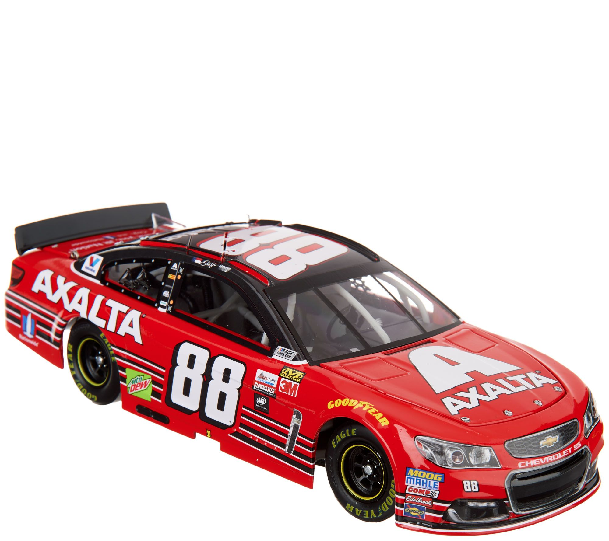 Dale earnhardt jr axalta 124 last ride die cast car page 1 qvc com