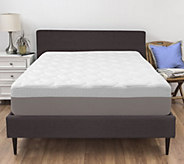 Pedic Solutions 14 King Quilted Gel Memory Foam Mattress - H298529