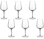 Luigi Bormioli 18.5-oz Intenso Red Wine Glasses- Set of 6 - H364829
